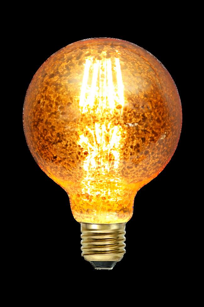 Bilde av LED-pære E27 G95 Golden
