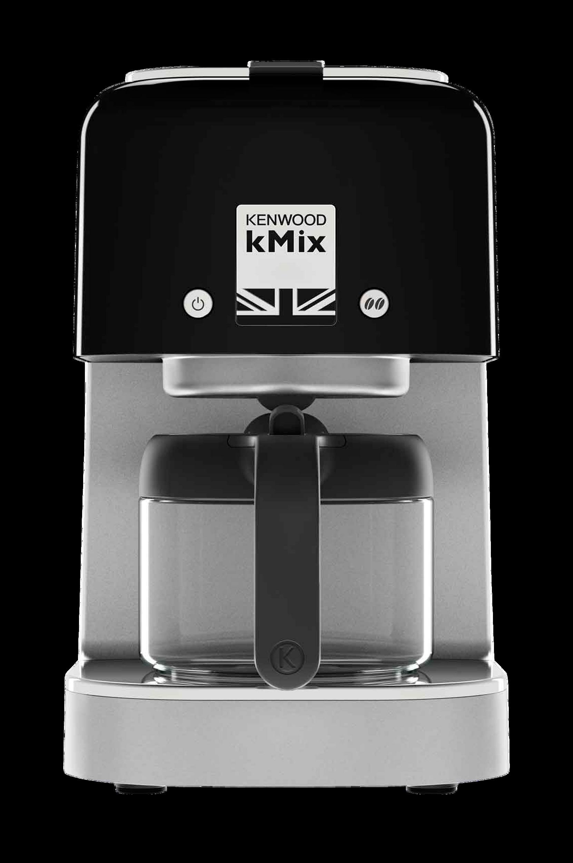 Kahvinkeitin COX750BK Musta