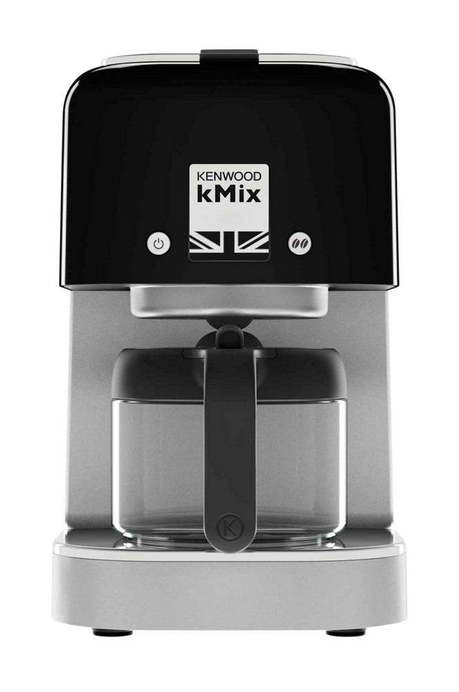 Kaffebryggare COX750BK Svart