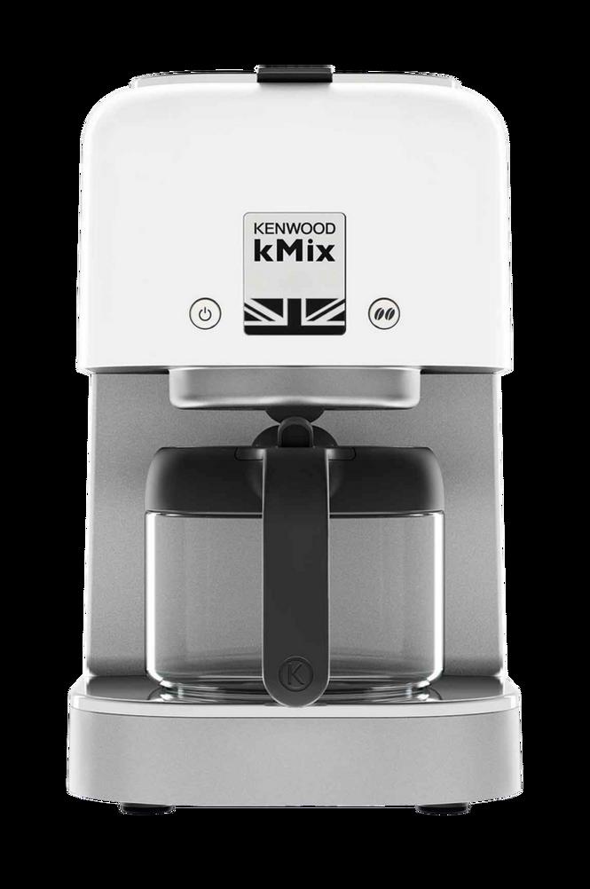 Kaffebryggare COX750WH Vit