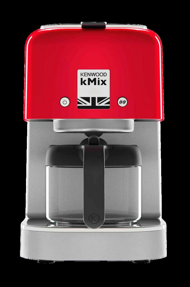 Kaffebryggare COX750RD Röd