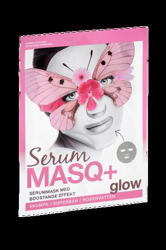 SerumMASQ+ Glow Sheet mask 1 kpl