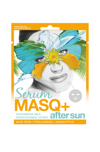 SerumMASQ+ After Sun Sheet mask 1 kpl