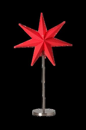 Jalallinen Luleå Aino -valotähti 44 cm