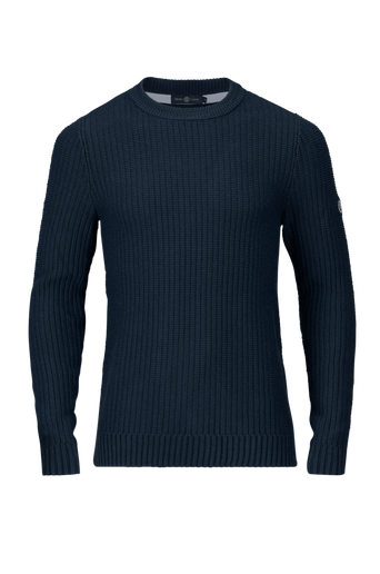 Felsted Crew Neck Knit -neulepusero