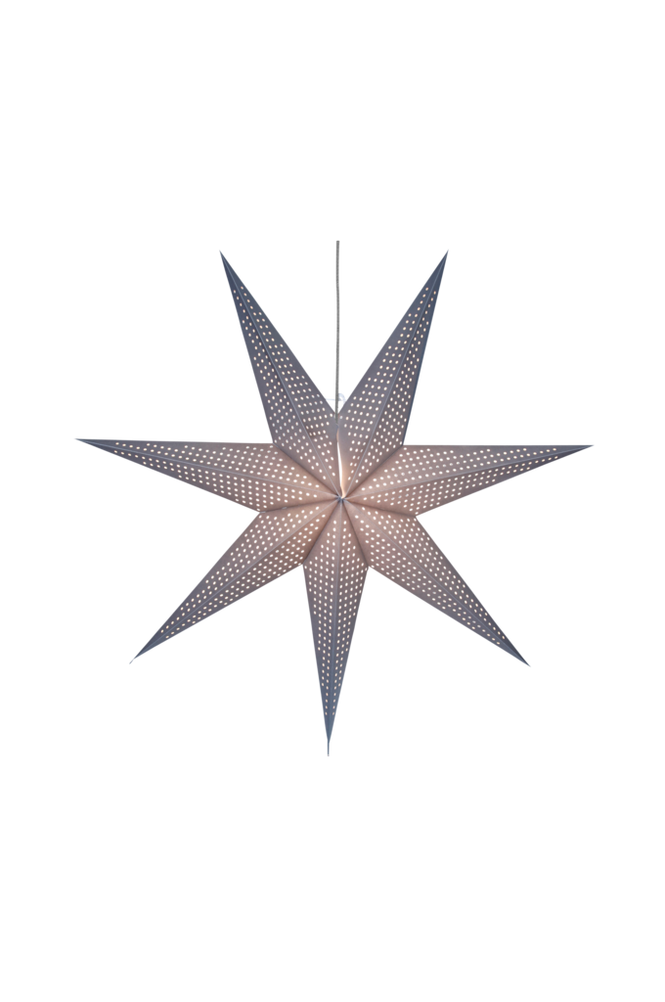Pappersstjärna Huss 1 m