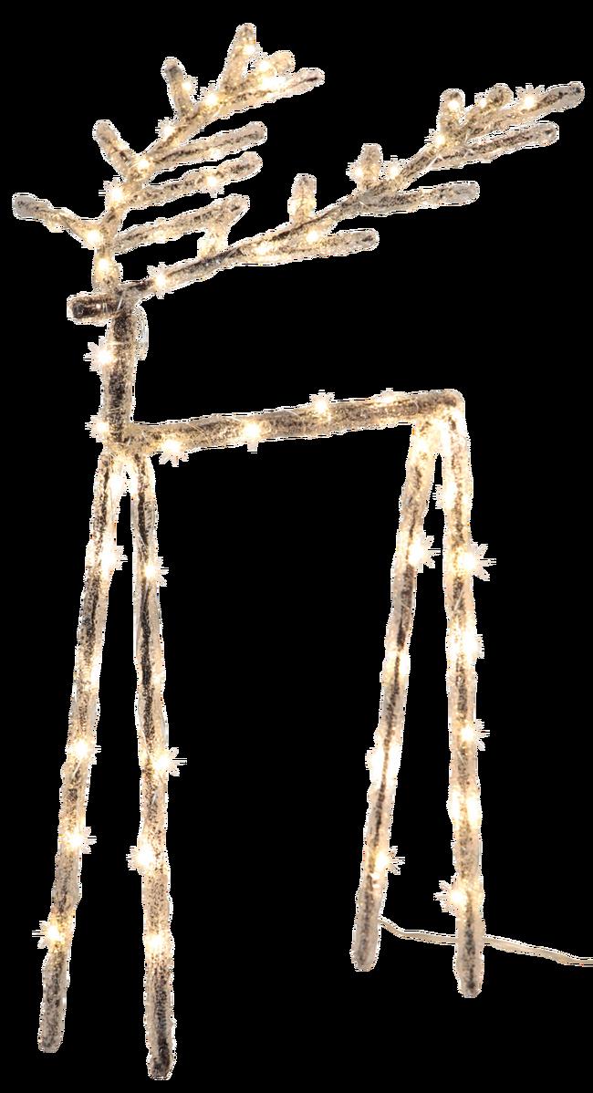 Bilde av Dekorfigur Reinsdyr Icy