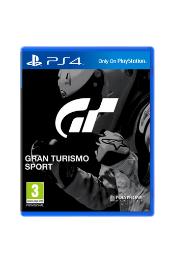 Gran Turismo Sport -peli PS4