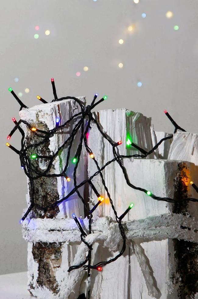 Bilde av Lysslynge Micro Utendørs 90 lys