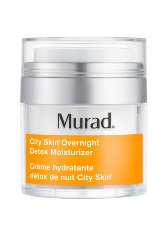 City Skin® Overnight Detox Moisturizer 50 ml
