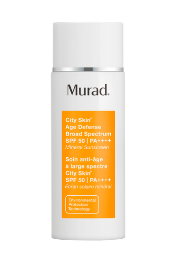 City Skin® Age Defense Broad Spectrum SPF 50 I PA++++ 50ml