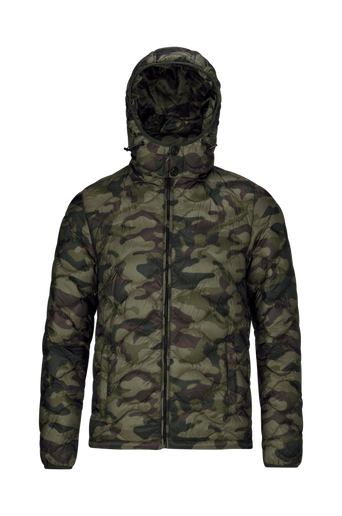 Down Jacket Dense Nylon untuvatakki