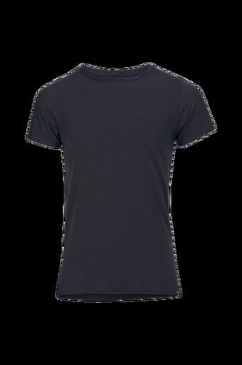 Basic Round Neck s/s Slub Jersey -t-paita