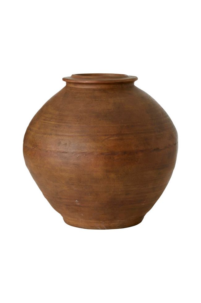 Bilde av Vase/urne Kongo høyde 42 cm
