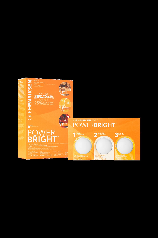 POWER BRIGHT (6 PK) 54 ML - BRIGHTENS & MINIMIZES FINE LINES