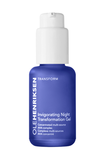 INVIGORATING NIGHT TRANSFORMATION GEL 50 ML - FIRMS, FINE LINES & WRINKLES