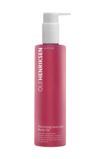 Nuturing Lavendar Body Oil