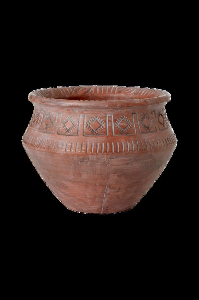 Bilde av Vase / krukke Sierra høyde 17 cm