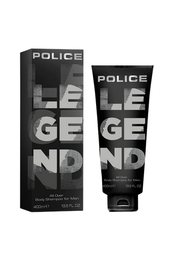 Legend for Man All Over Body Shampoo 400 ml
