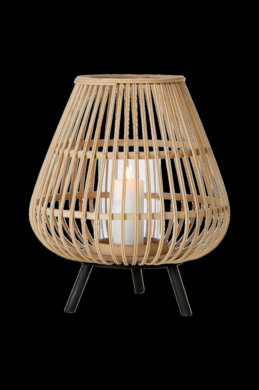 Casali Bamboo -kynttilälyhty
