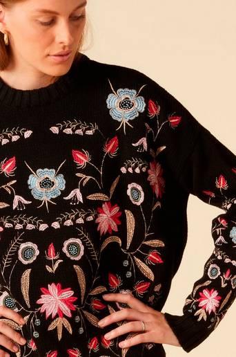Alice Sweater -neulepusero