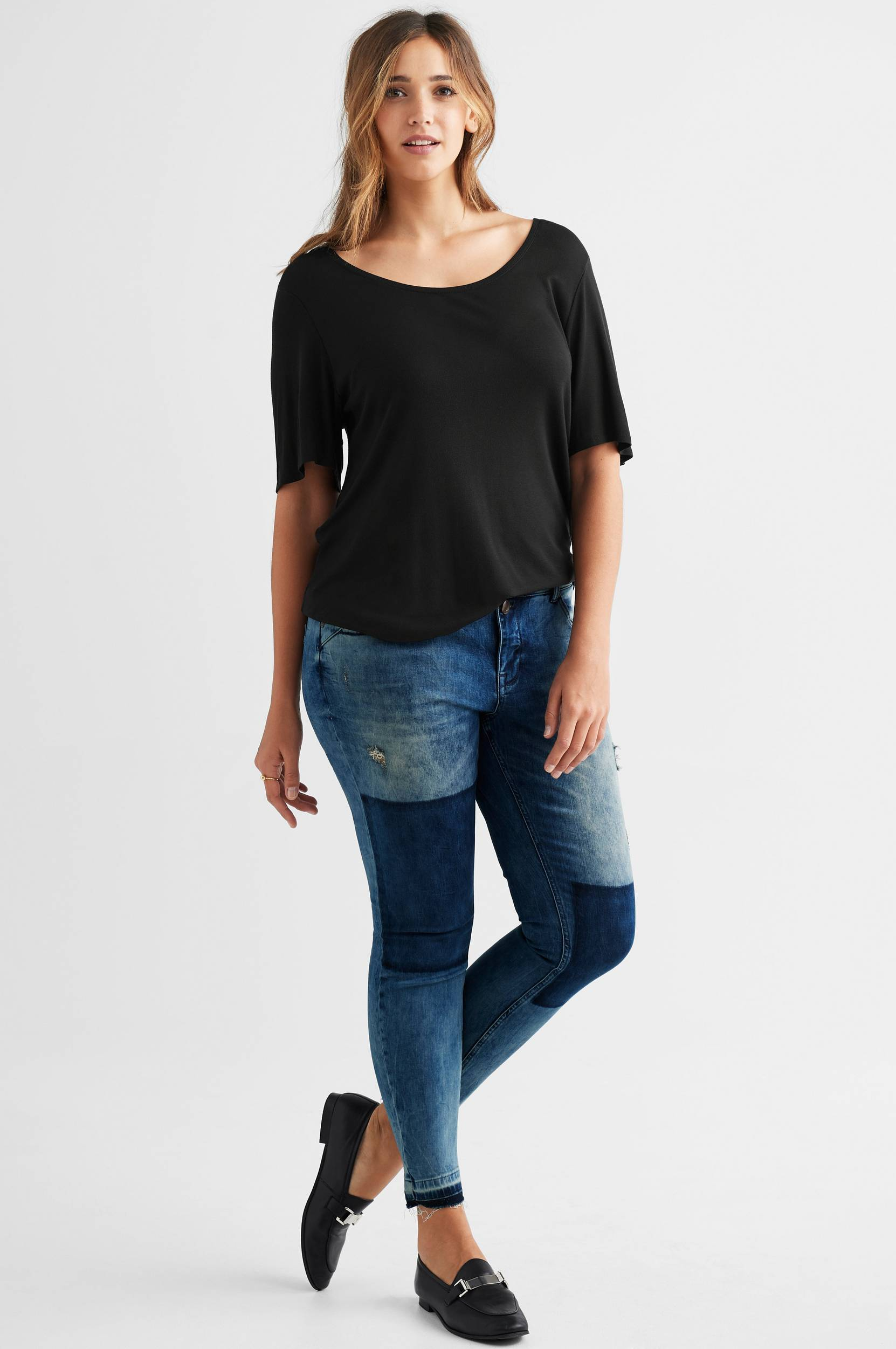 Jeans Sanna Cropped Extra slim thumbnail