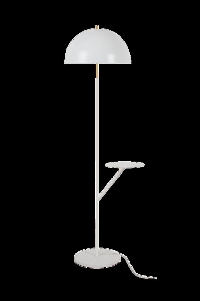 Golvlampa Butler Vit