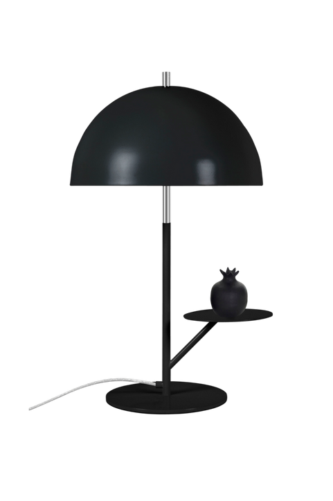 Bordslampa Butler Svart