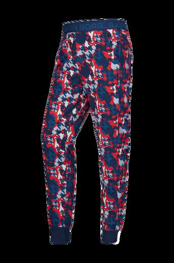1p BB Houndtooth Mix -pyjamahousut