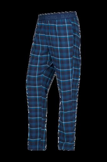 1p BB Winter Check -pyjamahousut