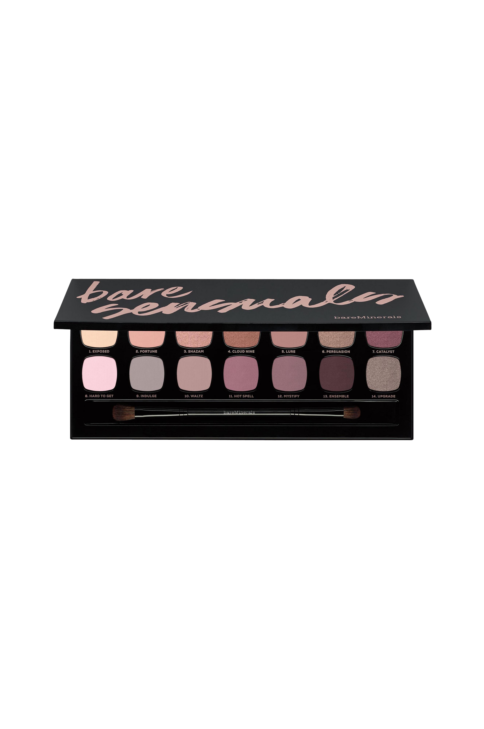 READY 14.0 Eyshadow Palette Bare Sensuals