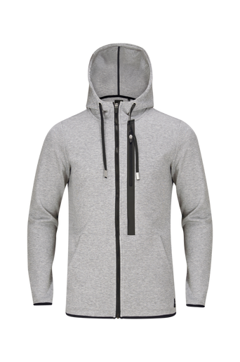 onsVinn Zip Hood Sweat -collegepusero