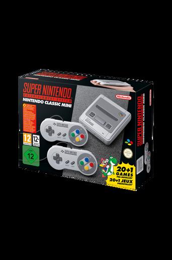 Nintendo Classic Mini SNES -pelikonsoli