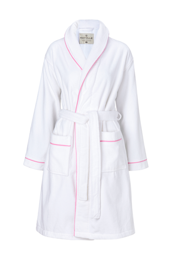 Joan Bathrobe Solid -aamutakki