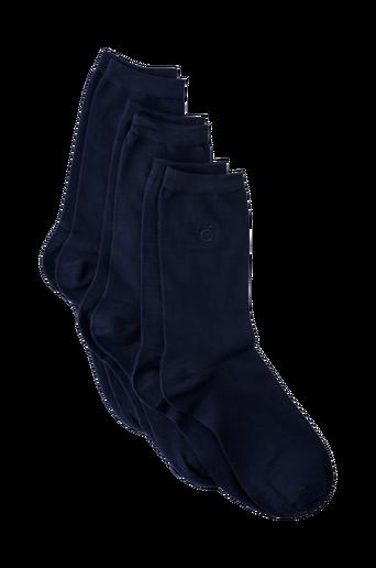 Bamboo Socks sukat, 3/pakk.