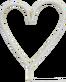 Bilde av Vegglampe Heart LED