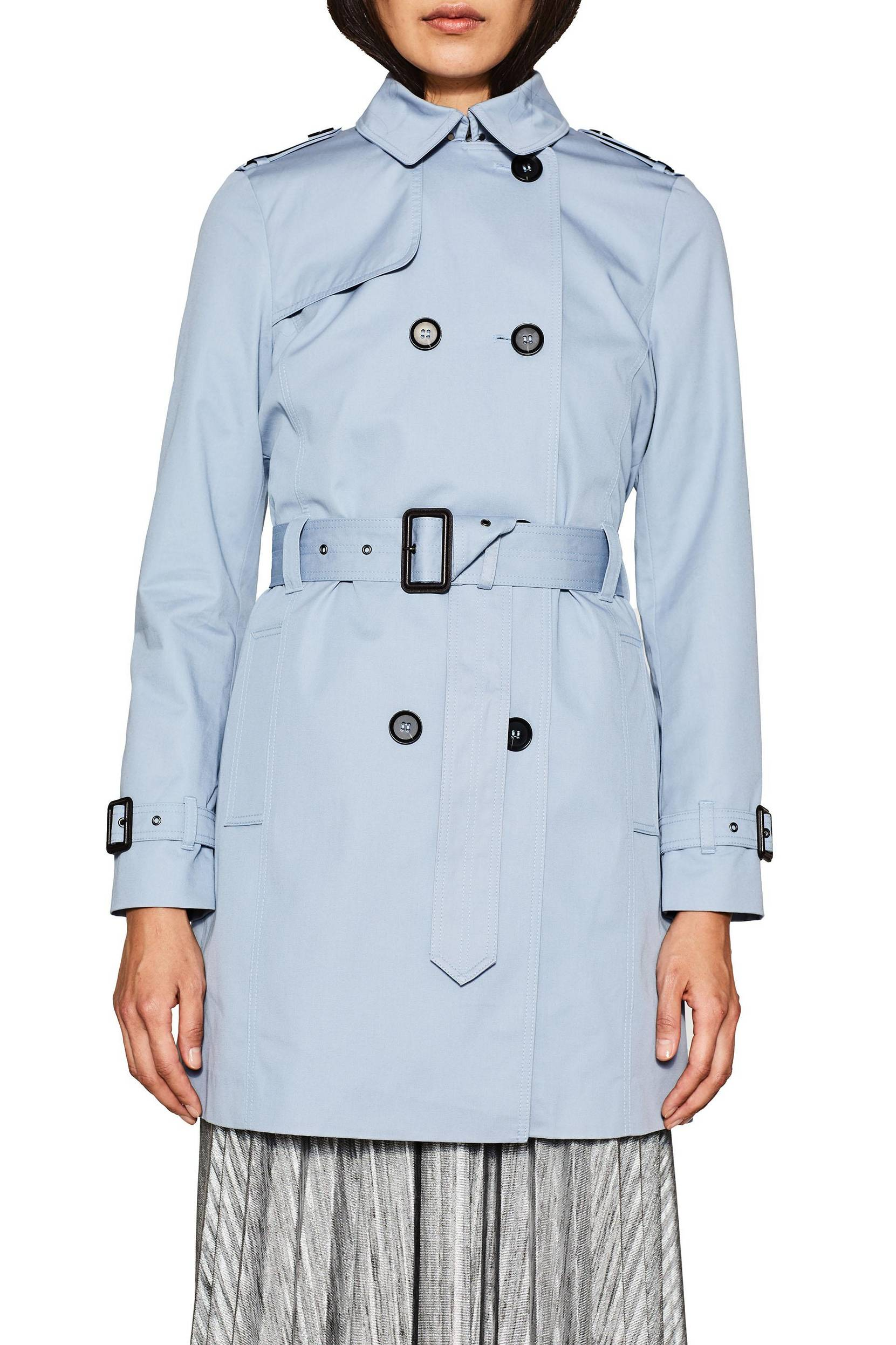 Cotton Trench -trenssi