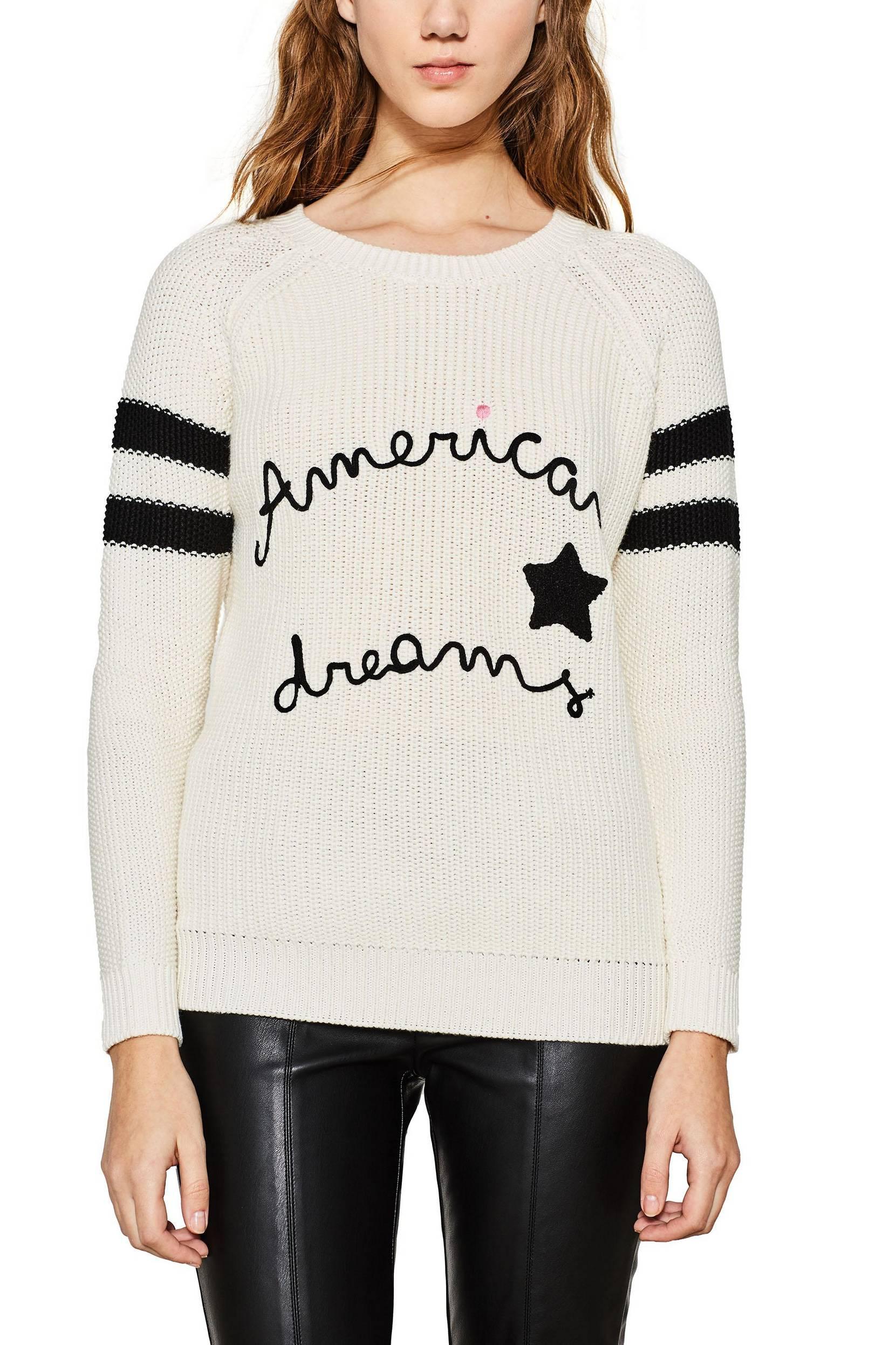 Aw Sweater -neulepusero