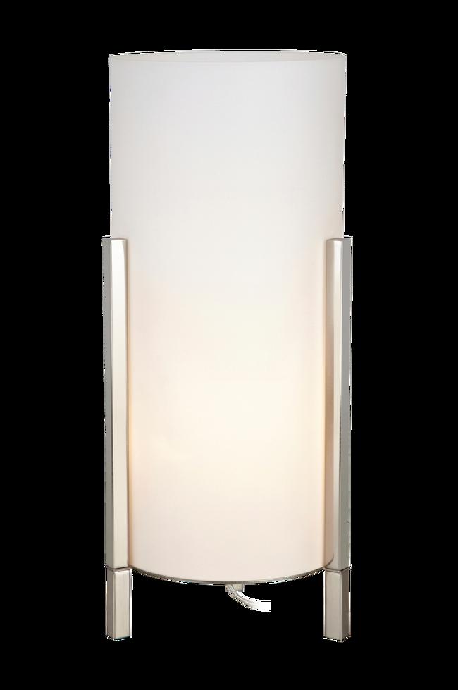 Bilde av ROCKET Bordlampe Hvit/stål