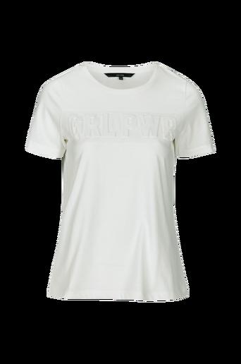 mMichele Embossed T-shirt -pusero