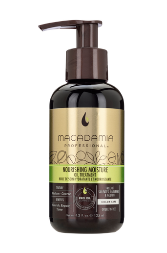 Professional Nourishing Moisture Oil Treatment 125ml