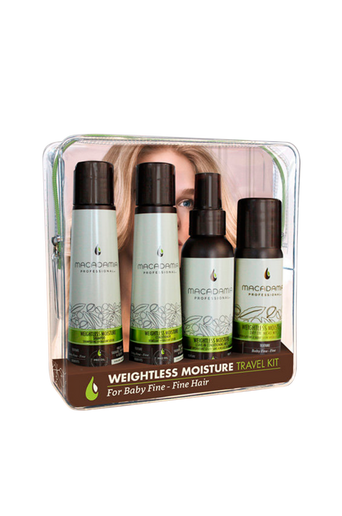 Professional Weightless Moisture Travel Kit