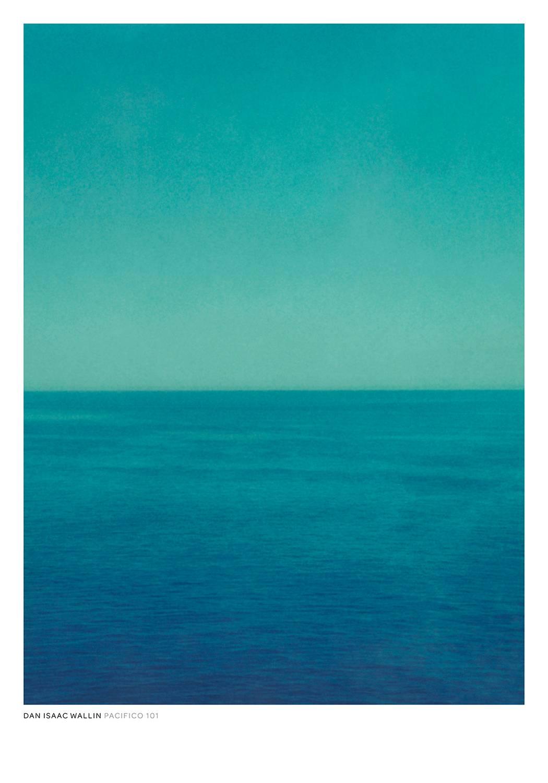 Pasifico 101 -juliste, 70 x 100 cm