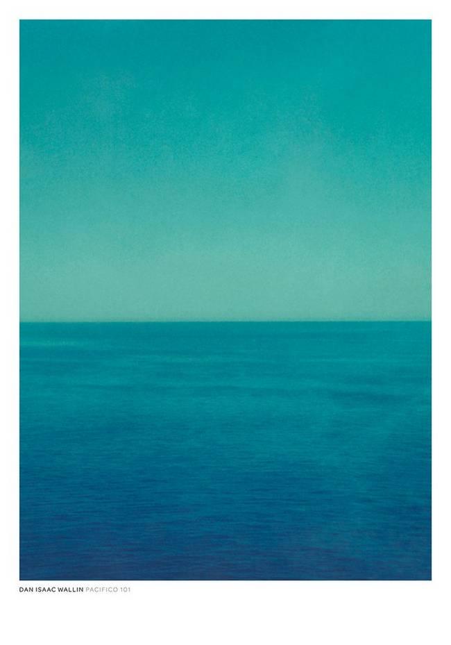 Bilde av Poster Pasifico 101, 70x100 cm