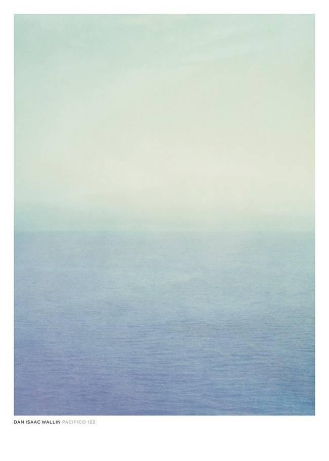 Bilde av Poster Pasifico 122, 50x70 cm