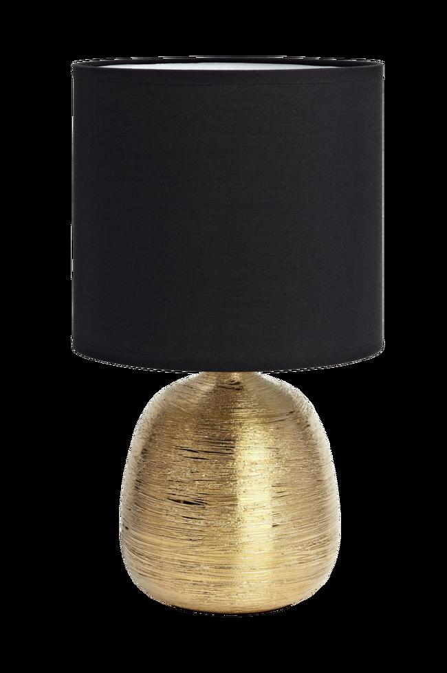 Bilde av OSCAR Bordlampe Gull/svart