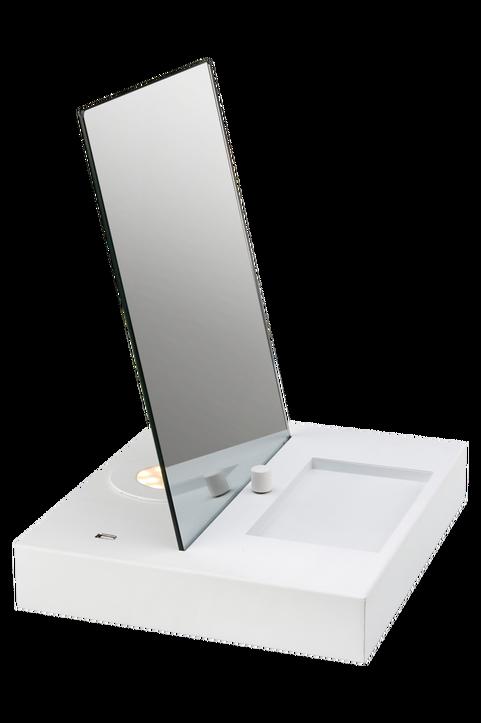 REFLECT Bordslampa USB SpegelVit – Markslöjd
