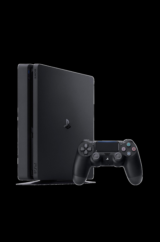 Playstation 4 Slim 500GB musta