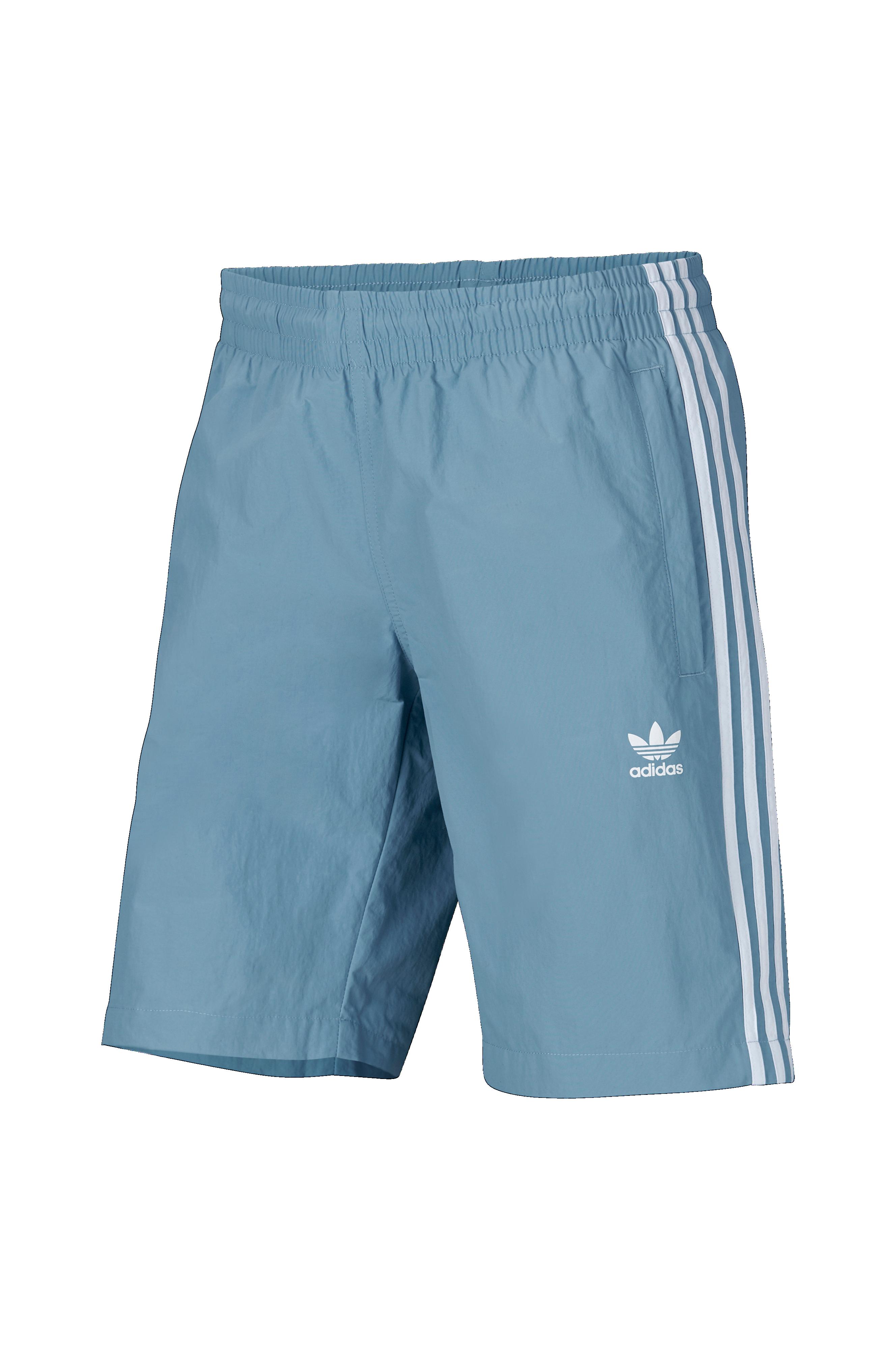 adidas Originals 3-Stripes Swim -uimashortsit - Sininen - Miehet - Ellos.fi 2c60556549