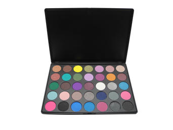Eyeshadow Palette Mixed